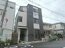 リエール円町[202号室]の外観
