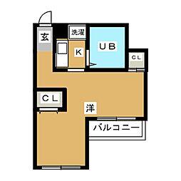 【敷金礼金0円!】ベルトピア松戸第08