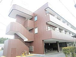 茨城県ひたちなか市外野2丁目の賃貸マンションの外観