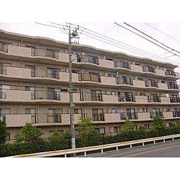 埼玉県春日部市南3丁目の賃貸マンションの外観