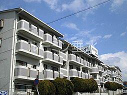 サンハイツ多井田A棟[202号室]の外観