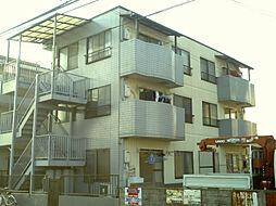 神奈川県川崎市中原区井田三舞町の賃貸マンションの外観