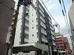 兵庫県尼崎市昭和南通5丁目の賃貸マンションの外観
