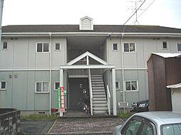 クローバーハウス[202号室]の外観
