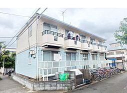 東京都小金井市貫井北町の賃貸アパートの外観
