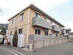 広島県広島市安佐南区緑井7丁目の賃貸アパートの外観