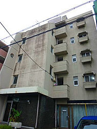 高砂マンション[401号室]の外観
