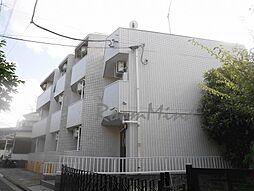 神奈川県横浜市神奈川区松見町2丁目の賃貸マンションの外観