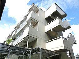 須賀第6ビル[203号室]の外観