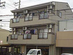 大阪府泉南郡熊取町大久保北2丁目の賃貸マンションの外観
