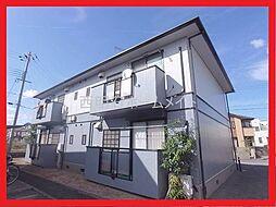 兵庫県神戸市西区北別府5丁目の賃貸アパートの外観