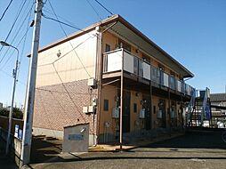 千葉県千葉市稲毛区稲毛2丁目の賃貸アパートの外観