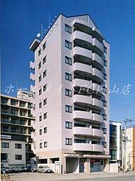 北海道札幌市中央区南一条西18丁目の賃貸マンションの外観