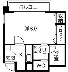 【敷金礼金0円!】アールズコート本郷