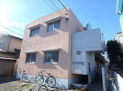 東京都杉並区今川4丁目の賃貸マンションの外観