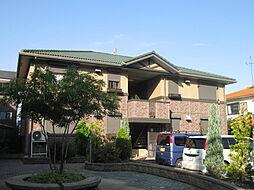 大阪府柏原市太平寺2丁目の賃貸アパートの外観