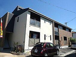 大阪府羽曳野市南恵我之荘6丁目の賃貸アパートの外観