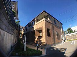 サウスソレイユ[2階]の外観