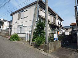 レジデンス斉藤B[202号室]の外観