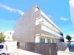 埼玉県所沢市緑町3丁目の賃貸マンションの外観