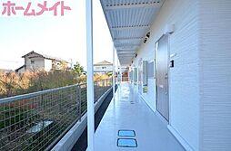 メゾンフラーヴ[1階]の外観