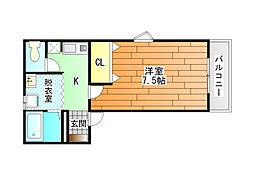 ステージ1[1階]の間取り