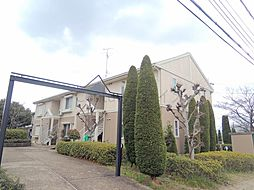 兵庫県宝塚市中筋5丁目の賃貸アパートの外観