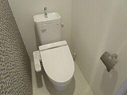 スワンズシティ中之島クロスのトイレもきれいです