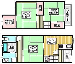 杉本町駅 950万円