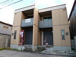 大阪府大阪市平野区喜連1丁目の賃貸アパートの外観