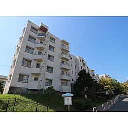奈良県奈良市右京5丁目の賃貸マンションの外観