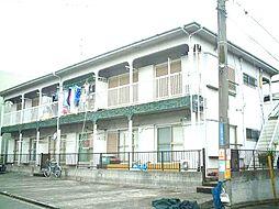 平田コーポ[102号室]の外観