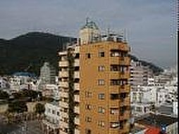 バルセロナマンションの外観
