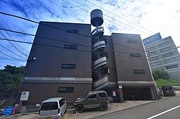 ハイツハピネス[3階]の外観