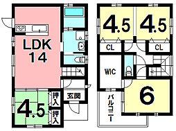 新築戸建 吉野町/4区画