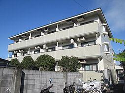 大阪府四條畷市楠公2丁目の賃貸マンションの外観