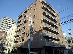 ファミール浅草アンシェール[4階]の外観