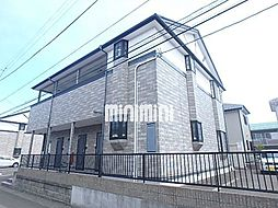 クレセール南吉成弐番館[2階]の外観