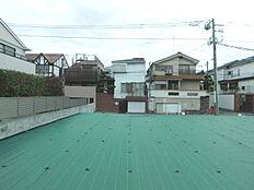 建築条件なし人気のエリアにマイホームが建てられます。