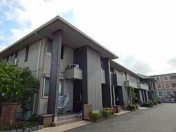 福岡県福岡市早良区田村1丁目の賃貸アパートの外観