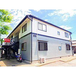 奈良県磯城郡田原本町宮古の賃貸アパートの外観