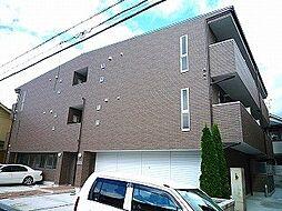 大阪府高槻市永楽町の賃貸マンションの外観