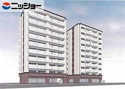 ペリエ ジュエ(西)[5階]の外観