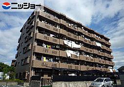 グランドマンション[4階]の外観