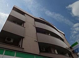 大阪府大阪市東淀川区下新庄6丁目の賃貸マンションの外観