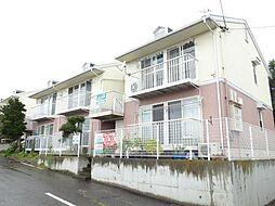 長野県長野市上野 1丁目の賃貸アパートの外観