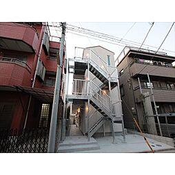 サンビレッジ川崎[1階]の外観