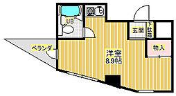 佐藤ビル[4階]の間取り