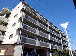 コーポグランディール[2階]の外観