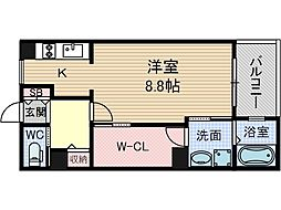 Kens House[2階]の間取り